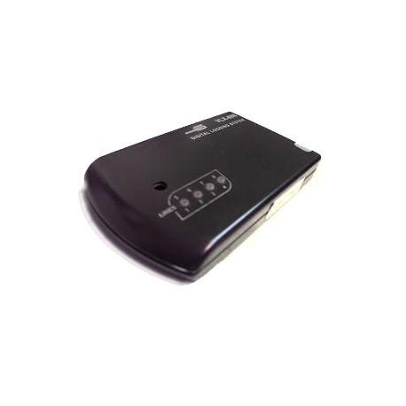 ضبط مكالمات تلفن دو خط vlx