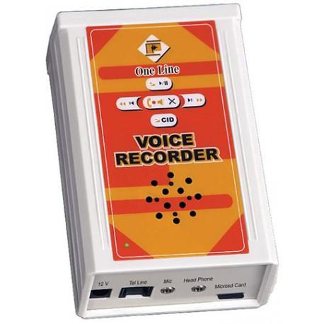 ضبط مکالمات تلفن یک کاناله SP-VR14
