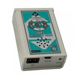 دستگاه موزیک پشت خط سانترال SP-MP3