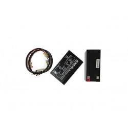 باطری بکاپ سانترال 8 به 24 پاناسونیک kx-tes824 battery